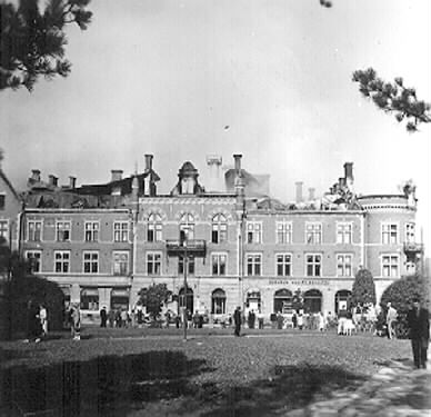 Stadshotellet i Luleå 1959