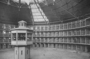 Fotografi från Statesville Correctional Center år 1928. © Sun-Times File Photo