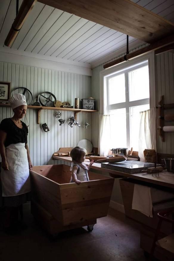 Besökare Foto Fanny Öberg Instagram fannyob