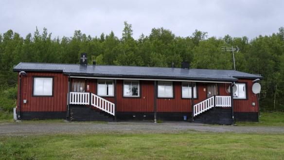 Personalbostad för Driftens folk. Foto: Elin Sjöberg  2019