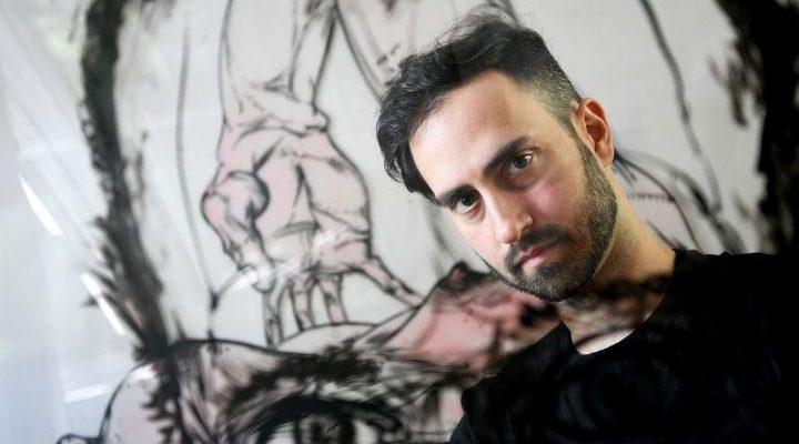 Izložba Vladimira Lalića, jednog od najuspešnijih mladih srpskih slikara u Novom Sadu
