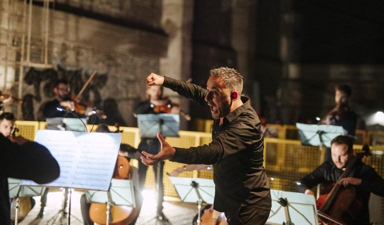 Zbog velikog interesovanje koncert NO BORDERS ORCHESTRA i onlajn
