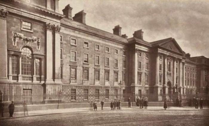 Королевская школа Портора в Эннискиллене.