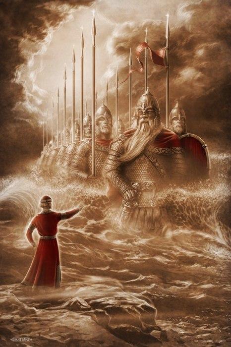 Тридцать три Богатыря. Автор: Игорь Ожиганов.