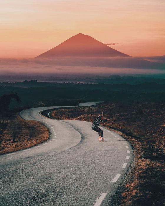 По дороге на Бали. Автор: Raka Wisnu Wardhana.