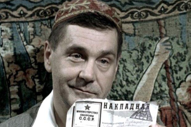 Сергей Маковецкий в фильме *Ликвидация*, 2007   Фото: kino-teatr.ru