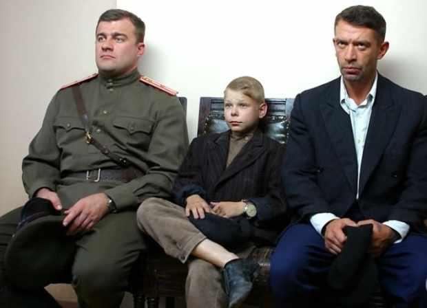 Кадр из фильма *Ликвидация*, 2007   Фото: tele.ru