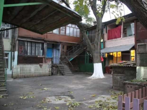 Тот самый одесский двор на Молдаванке, где проходили съемки   Фото: kp.ua