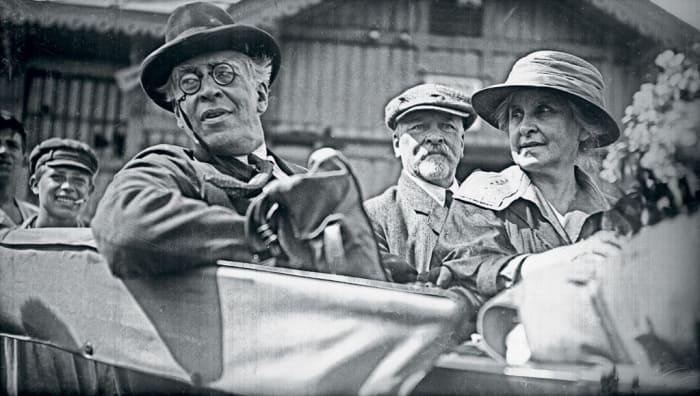 Режиссер в 1926 г. | Фото: newtimes.ru