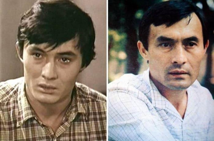 Актер кино Талгат Нигматулин | Фото: kino-teatr.ru и peoples.ru
