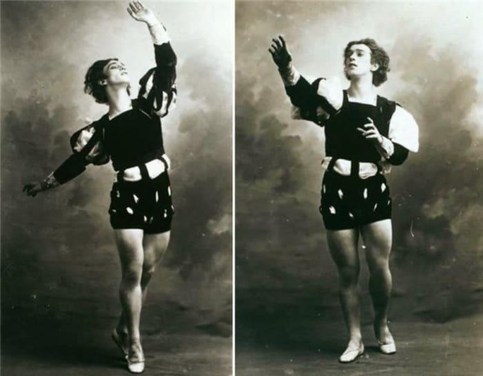 Вацлав Нижинский в балете *Жизель*, 1910 | Фото: renclassic.ru