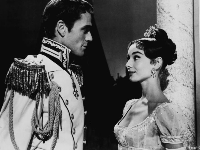Кадр из фильма «Война и мир», режиссёр Кинг Видор, 1956 год. / Фото: www.periodfilms.ru