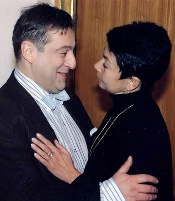 Они познакомились в далеком 1969 году. / Фото: www.interviewmg.ru