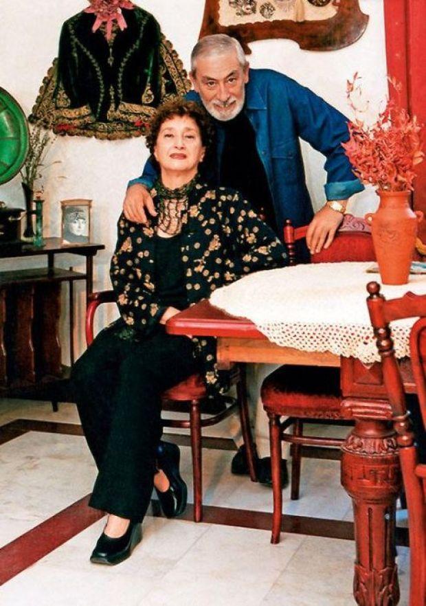 Вахтанг и Ирина Кикабидзе. / Фото: www.7days.ru