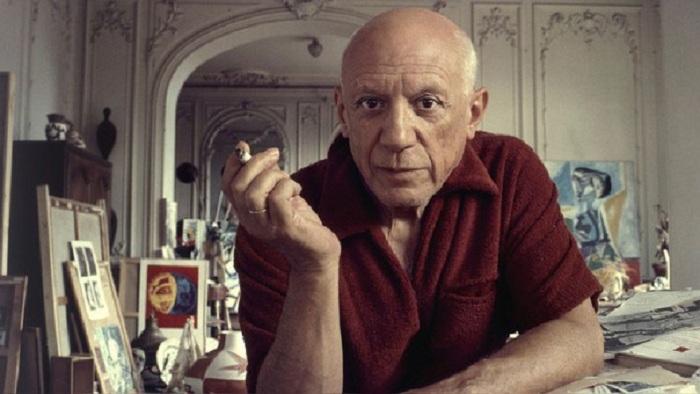 Пабло Пикассо.