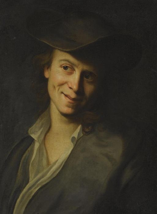 Портрет мужчины. Автор: Кристиан Сейболд.