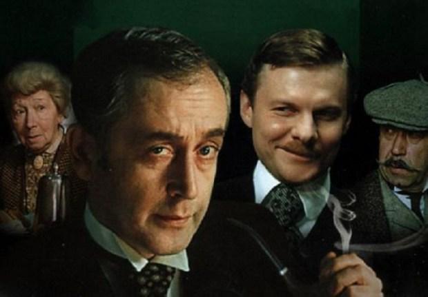 Кадр из фильма «Шерлок Холмс и доктор Ватсон реж. И.Масленников 1979 год»
