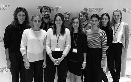 Unter Dreißig: Kulturjournalismus-Studierende aus Berlin berichten von den jungen Seiten der Frankfurter Buchmesse