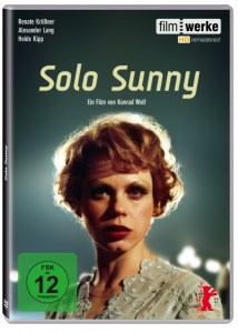 "DVD-Cover von ""Solo Sunny"" (Icestorm Entertainment)"