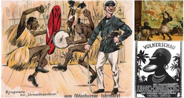koloniale Bilder