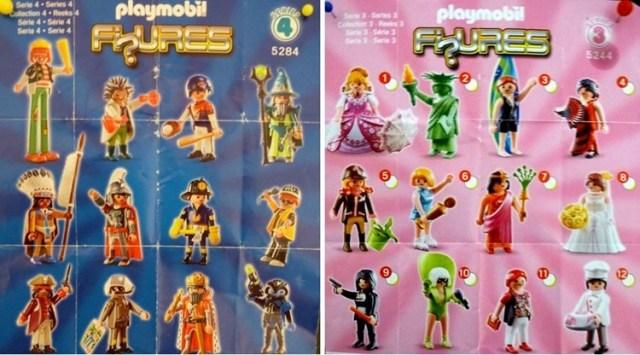 Rollenbilder Spielfiguren