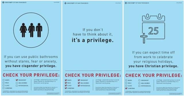 Privilegien sind oft nicht bewusst