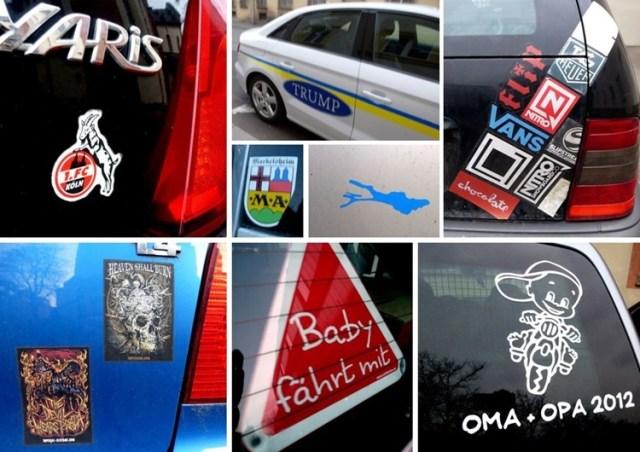 Auto Identitäten