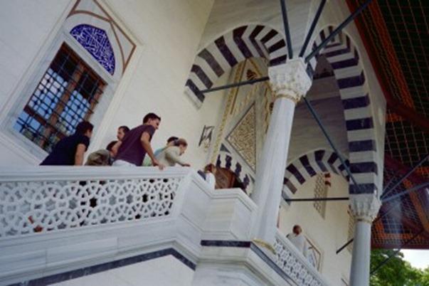 Besuch einer Berliner Moschee