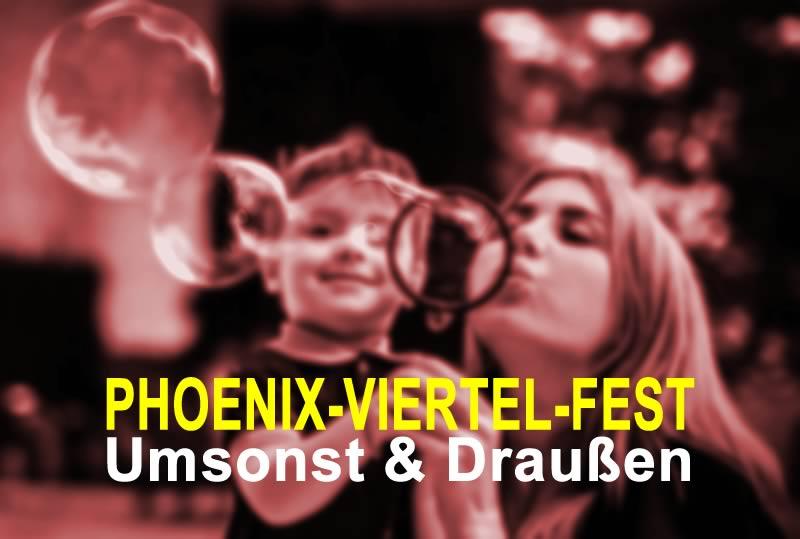 PHOENIX-Viertel-Fest 2018