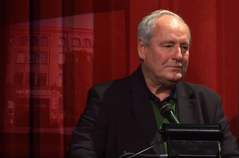 Harald Falckenberg – Ziviler Ungehorsam