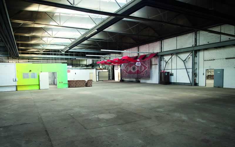 Kreativkontor am Veringkanal in Wilhelmsburg