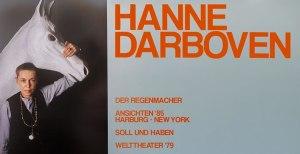 HANNE DARBOVEN Ansichten 85 | Harburg – New York