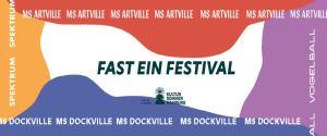 FAST ein FESTIVAL Wilhelmsburg | Mini DOCKVILLE SPEKTRUM ARTVILLE