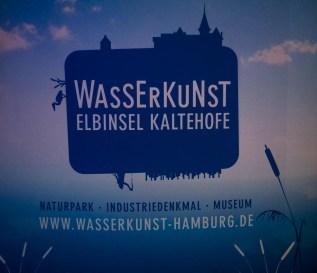 Wasserkunst Elbinsel Kaltehofe. Eine beeindruckte Präsentation!