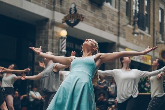 Ich bin O.K. – DANCE WORKSHOP