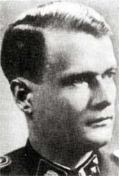 SS war criminal Walter Reder
