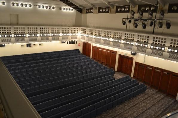 Lihula Kultuurimaja teatrisaal