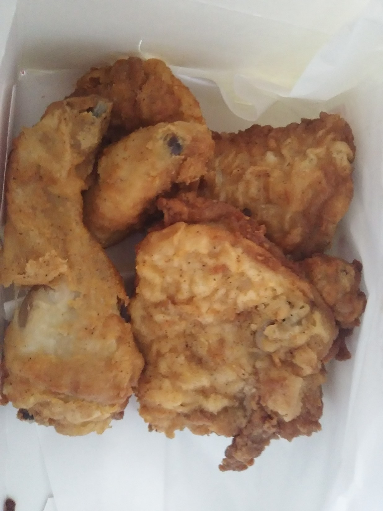 【KFC】とりの日パック オリジナルチキン