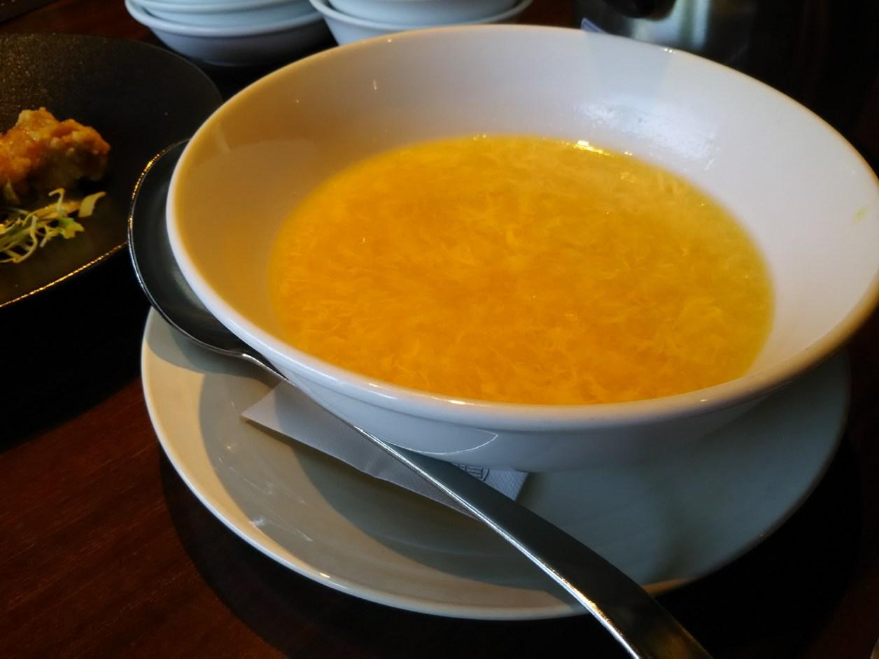 卵スープ(黄龍)