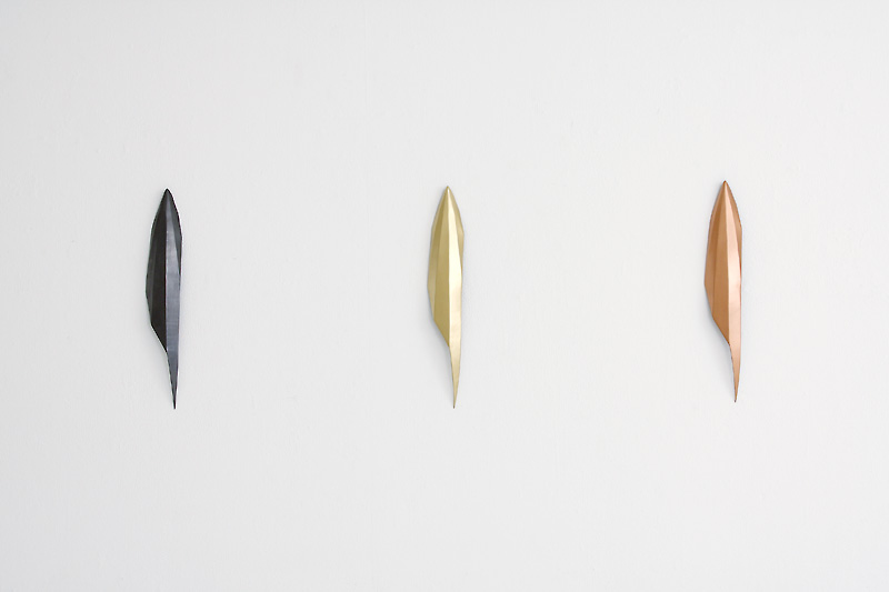 Parts 2011 (Graphite, Gold, Copper)