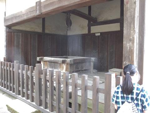 姫路城 井郭櫓