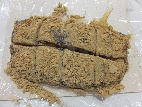 isshin わらび餅 冷蔵