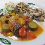 ラタトゥイユ 夏バテ 夏野菜