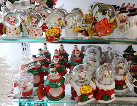 ダイソー クリスマス 置物