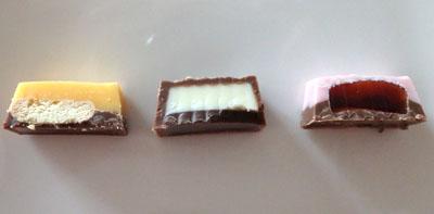 チロルチョコ イースター エッグタルト