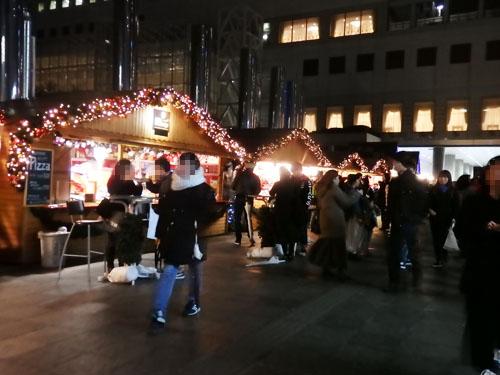 ドイツクリスマスマーケット 大阪 2017