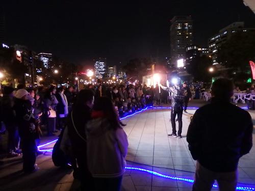 osaka光のルネサンス2017