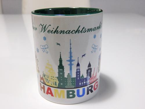 ドイツクリスマスマーケット 大阪 2018 マグカップ