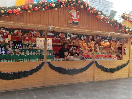 ドイツ クリスマス マーケット 大阪 グッズ