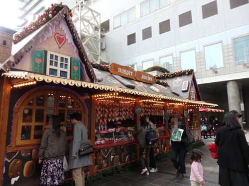 ドイツクリスマスマーケット大阪2018
